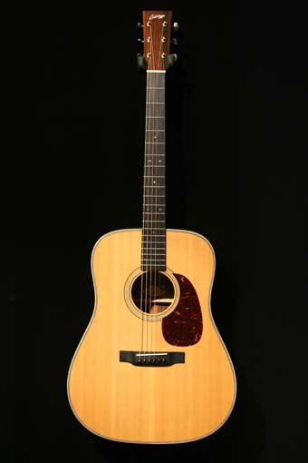 used collings d2h acoustic guitar 2010 charley s guitar shop new used and vintage guitars. Black Bedroom Furniture Sets. Home Design Ideas
