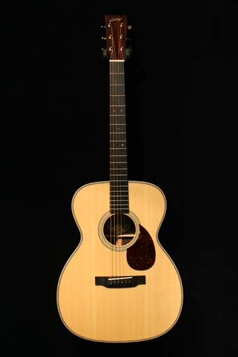 collings om2h acoustic guitar charley s guitar shop new used and vintage guitars and. Black Bedroom Furniture Sets. Home Design Ideas