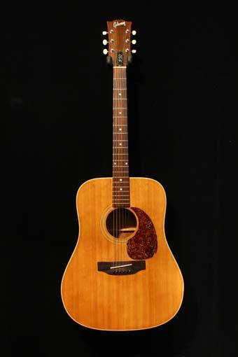 vintage gibson j 50 acoustic guitar 1968 charley s guitar shop new used and vintage. Black Bedroom Furniture Sets. Home Design Ideas