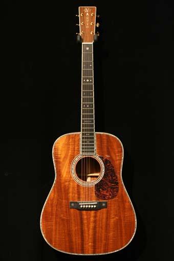 used martin acoustic guitar d42k2 2005 charley s guitar shop new used and vintage guitars. Black Bedroom Furniture Sets. Home Design Ideas