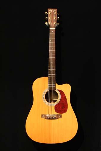 used martin spdc 16r acoustic guitar 1998 charley s guitar shop new used and vintage. Black Bedroom Furniture Sets. Home Design Ideas