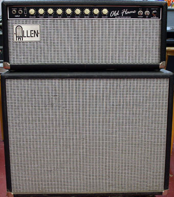 Allen Old Flame Guitar Amplifier Used Charley S Guitar