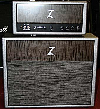 dr z z wreck guitar amplifier charley s guitar shop new used and vintage guitars and. Black Bedroom Furniture Sets. Home Design Ideas