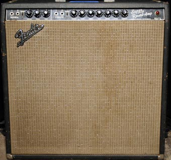 Fender Super Reverb (1965)