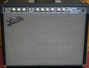 used fender vibrolux reverb custom guitar amplifier charley s guitar shop new used and. Black Bedroom Furniture Sets. Home Design Ideas
