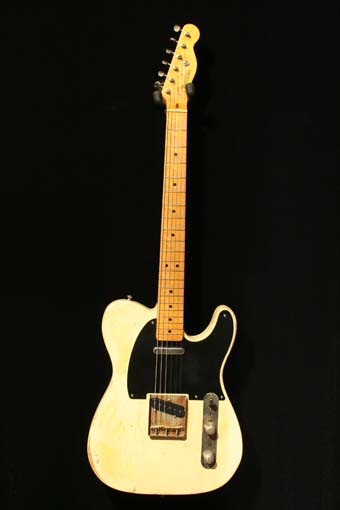 Fender Cunetto Relic Nocaster (used)
