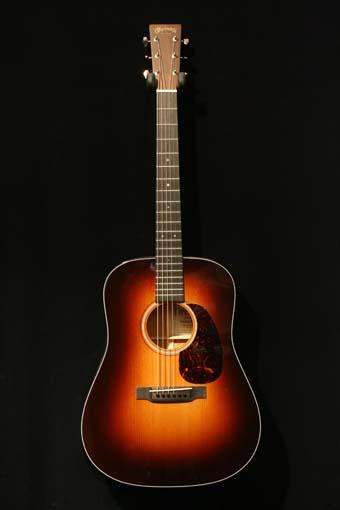 martin d 18ge sunburst acoustic guitar charley s guitar shop new used and vintage guitars. Black Bedroom Furniture Sets. Home Design Ideas