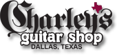 Charley's Guitar Shop - New, Used, and Vintage Guitars and Amplifiers - Buy, Sell, Trade, and Repair - Dallas, TX